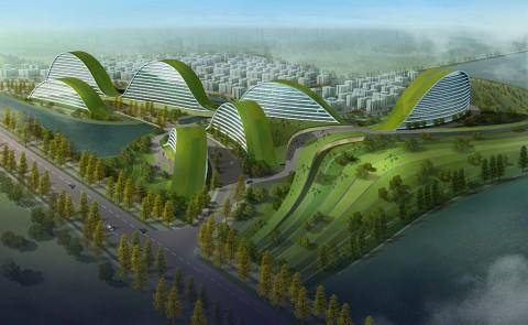 dianshanhu david stancu architecture