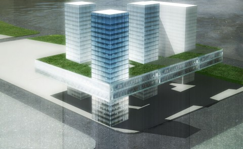 Hangzhou Meteorological Office David Stancu Architecture