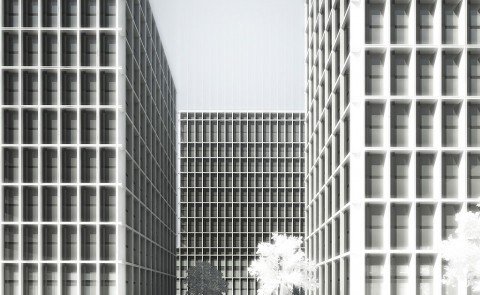 Hangzhou Meteorological Office David Stancu Architecture