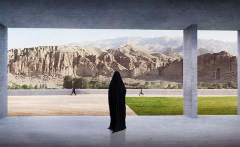 Bamiyan museum Afghanistan